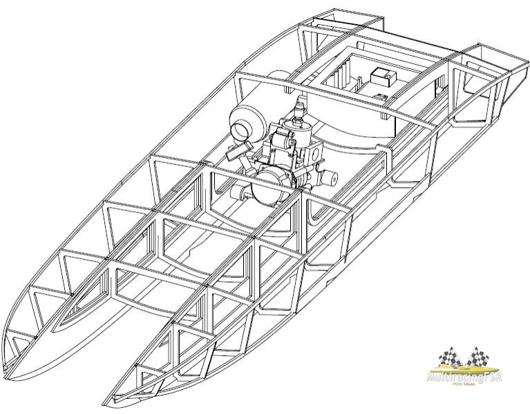 Catamaran Hull Plans images